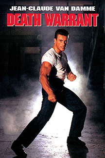 Death Warrant with Jean-Claude Van Damme